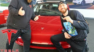 Trading A Paperclip For A Tesla!