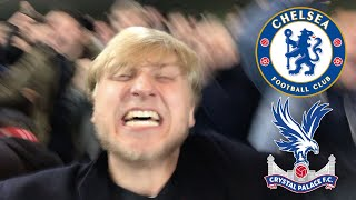 MATCHDAY VLOG #30: Chelsea v Crystal Palace | OUR SET-PIECE DEFENDING IS A MYTH!