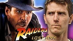 Does Indiana Jones Hold Up? - Raiders of the Lost Ark Review feat. Linus Sebastian!