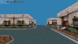 Silent Hill (Prototype. Alpha) Level 1 Test