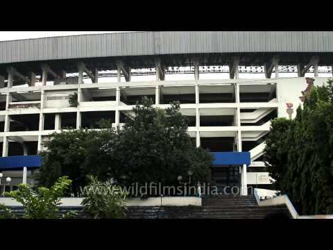 Salt lake Stadium of Kolkata