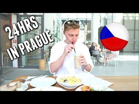 24 HOURS IN PRAGUE | SEANELLIOTTOC