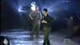 Eurythmics I Saved The World Today Live By Request on A&E 2000