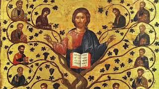 Евангелие от Иоанна (21:3-4)