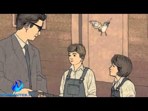 Spark Notes TV : Harper Lees To Kill a Mockingbird Summary