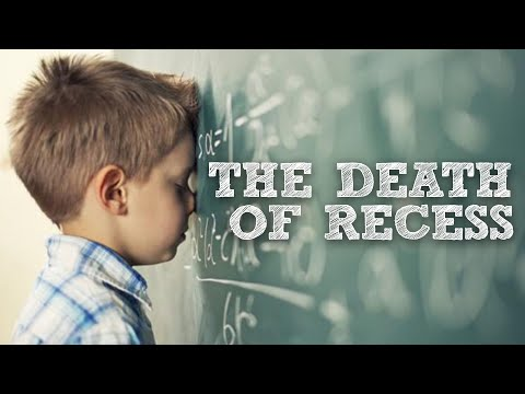 The Death of Recess | OFFICIAL TRAILER