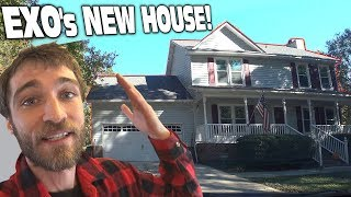 The BIG Reason Why There's Been NO VIDEOS... EXO Car Audio Update with New House & Garage!!!