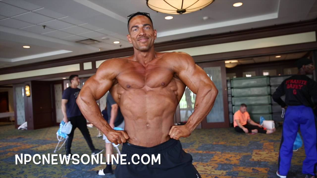 Download 2016 IFBB North American Men's Bodybuilding/Classic Physique Checkin Part 2