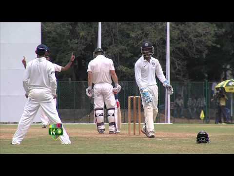 Australia XI V India A Highlights Day 3 - Feb 18th