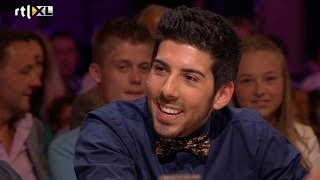 Mert Ugurdiken Youtube-sensatie van dit moment! - RTL LATE NIGHT