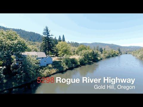 5298 Rogue River Highway Gold Hill Oregon