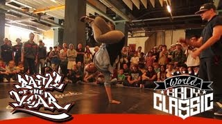 WBC 2013 - MOUNFUNK QUALIFIER - ROBIN & KOLOBOK vs DIRTY MAMAS [BOTY TV]