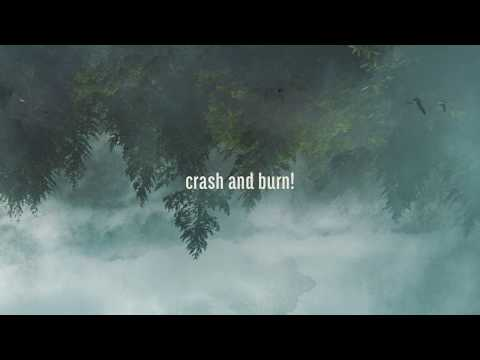 My Indigo - Crash And Burn (Leeb Remix) (Lyric Video)