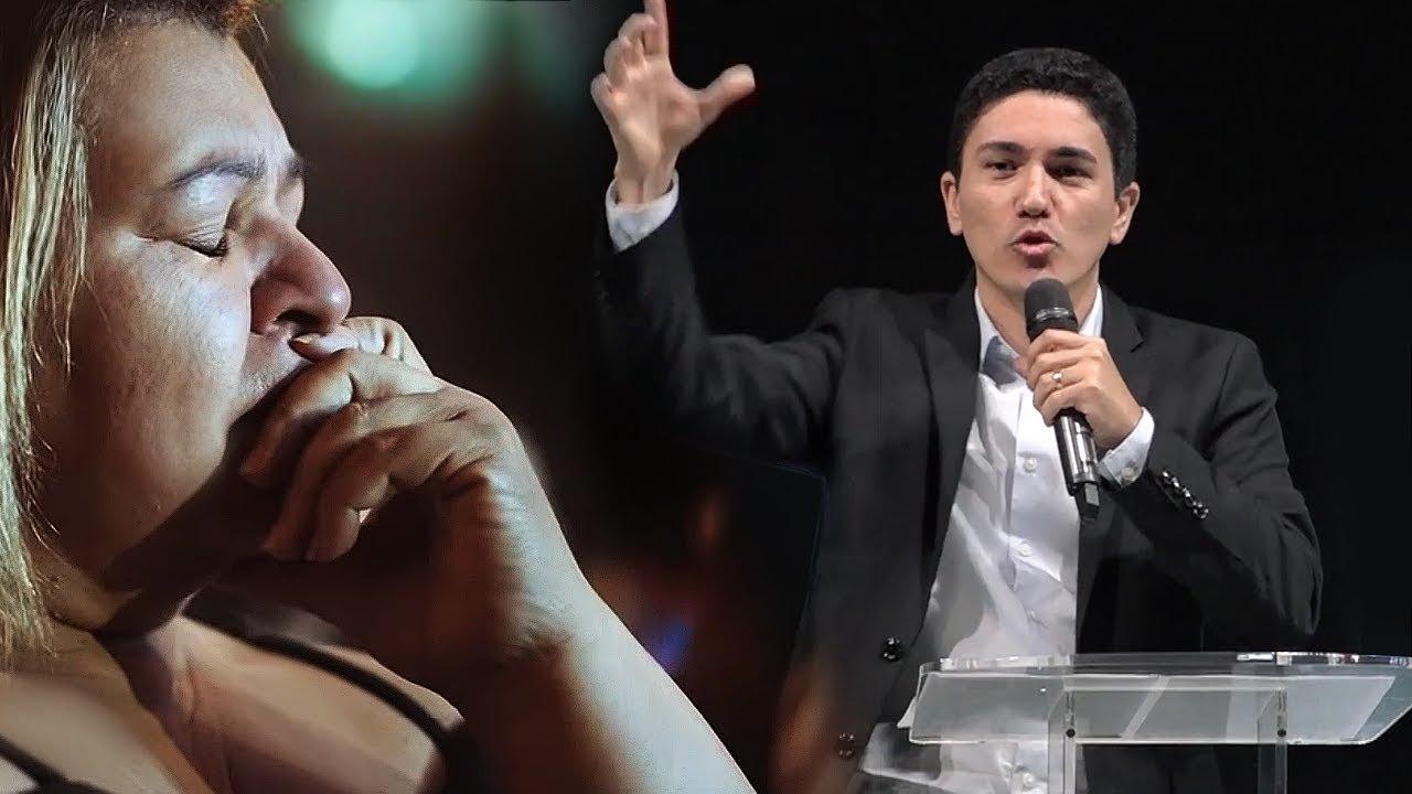 UMA PREGAÇÃO PARA NÃO ESQUECER! - (Volte Seus Olhos para Jesus) Pastor Antonio Junior
