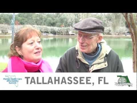 What Floridians Are Saying About Health Care - Tallahassee 1