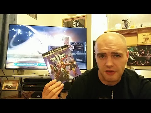 Guardians of the Galaxy Vol.2 4K BluRay review streaming vf