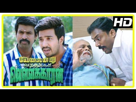 Velainu Vandhutta Vellaikaaran Movie | Robo Sankar  | Vishnu Vishal | Nikki