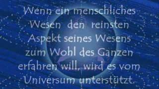 VON PRANA LEBEN FÜR DAUERHAFTEN FRIEDEN - GERMAN - Jasmuheen für die Friedensbotschaft