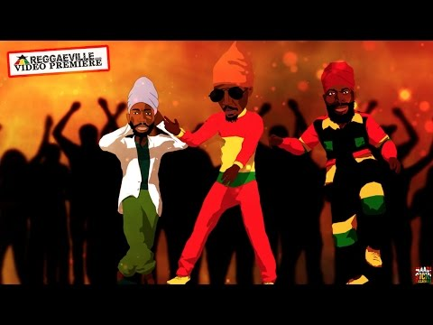 Anthony B feat. Sizzla, Capleton & Jah Clarity - Best of the Best [Official Video 2016]