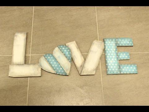 Letras Love dayka