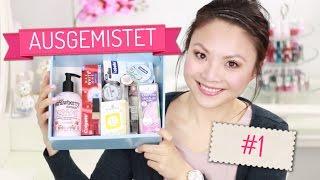 AUSGEMISTET #1 Beauty Produkte zu verschenken | Mamiseelen