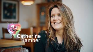 Little Things To Cherish - Artist Catherine Bamber turns her passion for art into success online