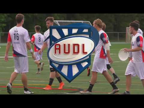 Full Game: Dallas Roughnecks at Raleigh Flyers — Week 7 —  AUDL Game of the Week
