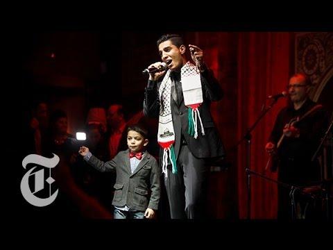 [Gaza's 'Arab Idol']  نجم عرب أَيدول الغزاوي | The New York Times