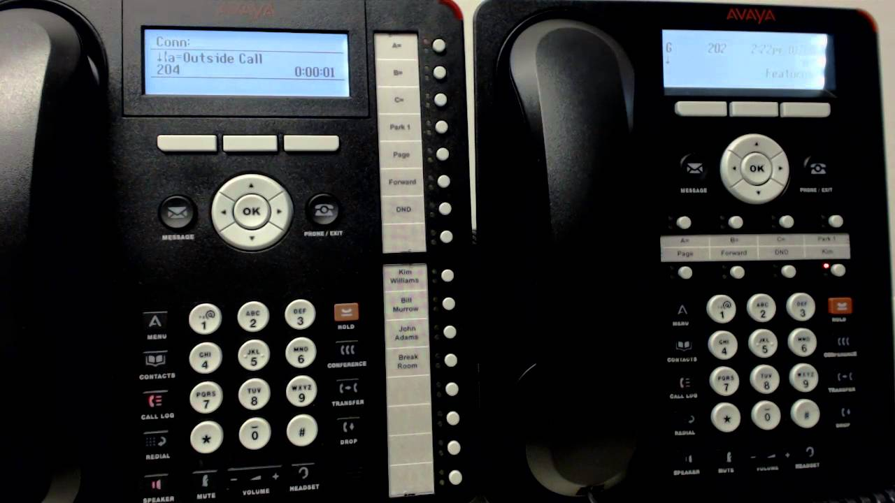 5 Conference Calls 1408 1416 Phones