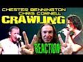 Vocal Coach Reacts To CRAWLING   Linkin Park   Chester Bennington   Chris Cornell   Ken Tamplin