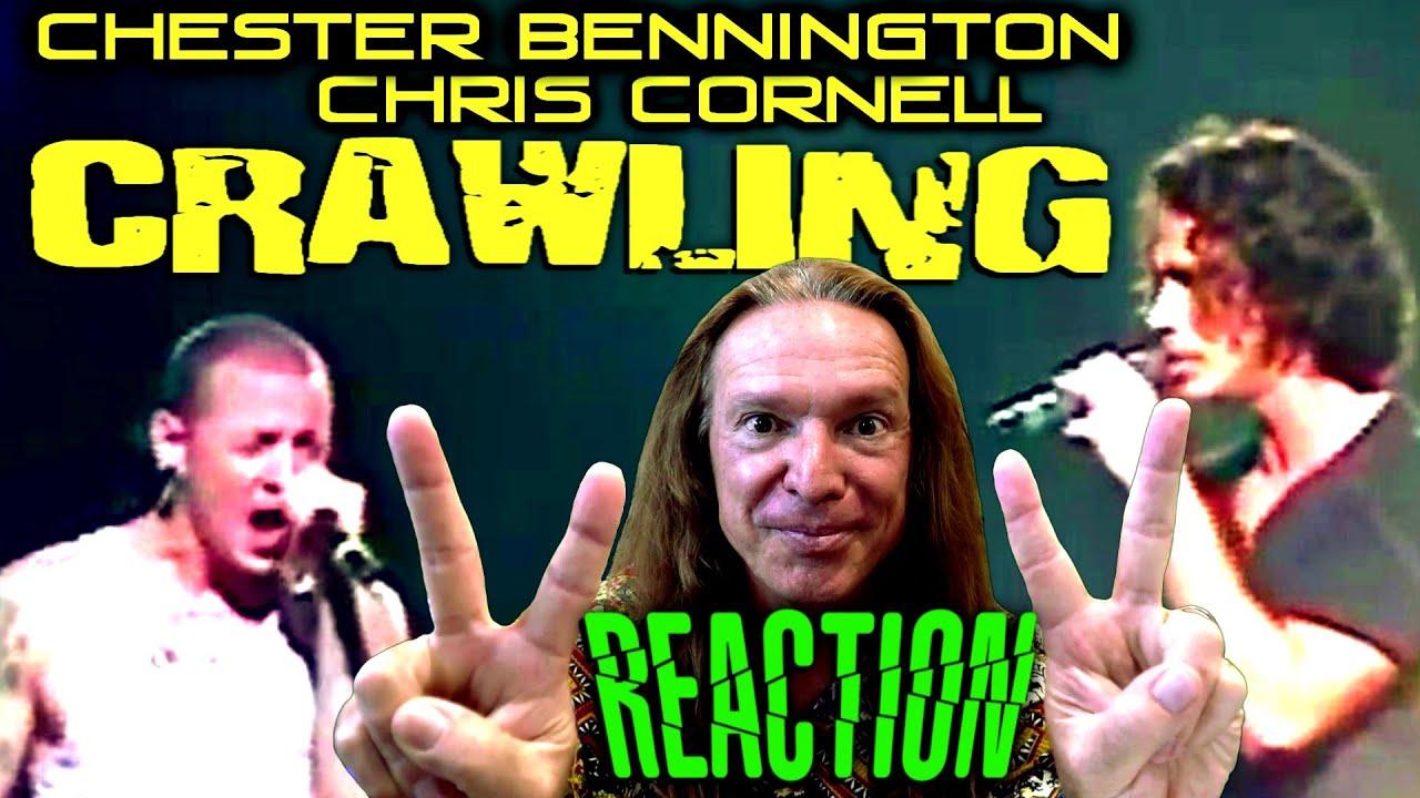 Vocal Coach Reacts To CRAWLING | Linkin Park | Chester Bennington | Chris Cornell | Ken Tamplin
