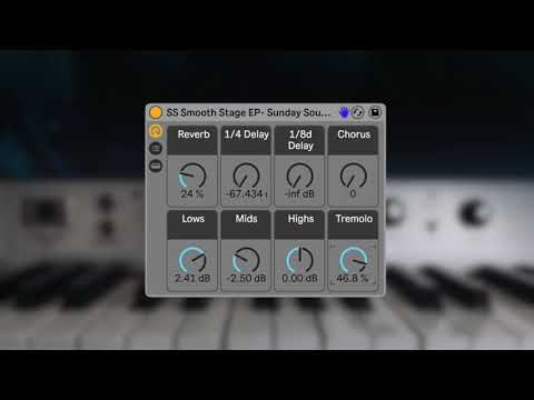 Ableton Worship E  Pianos Pack- Worship Electric Piano Patches for Ableton  Live 9/10 Intro, Standard, or Suite — MainStage Patches and Templates from