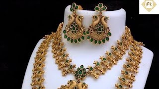 Latest jewelry designs, less price, new jewelry collections