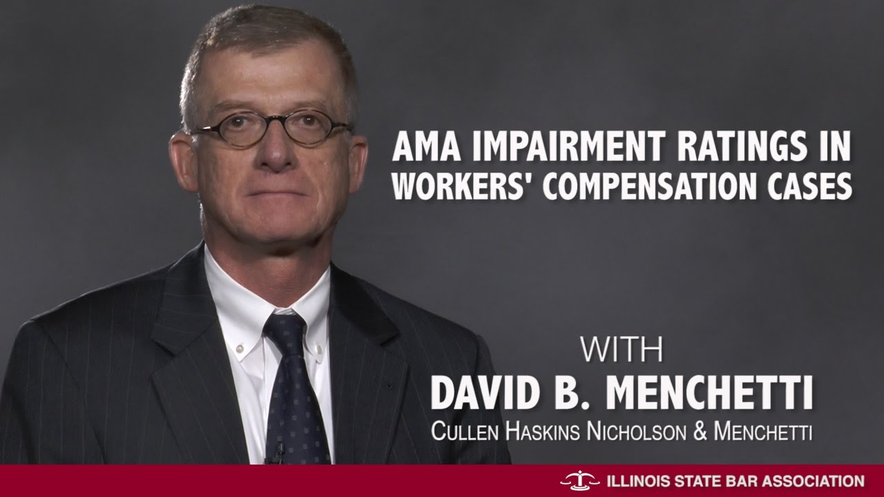 AMA Impairment Ratings in Workers' Compensation Cases