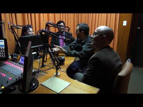 Bolivia entrevista en Radio Fides Curso Internacional de Venta Profesional