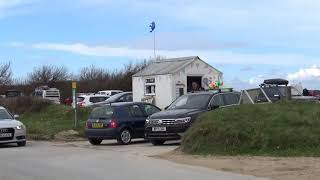 Harlyn Bay , near Padstow Cornwall