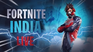 Fortnite India Live || Team Ares || 2400+ Wins