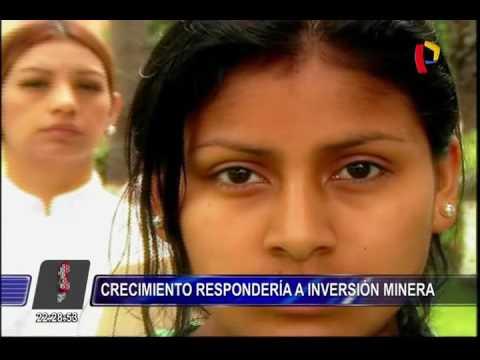 Economía peruana crece por cuarto mes consecutivo