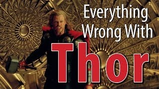 Before you travel with Thor, Jane, & Loki to The Dark World--whatever that is--go back in time and take a look at all the sins from the first Thor movie. Coming ...