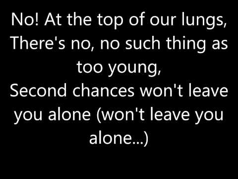 Kissing in cars ( Lyrics )