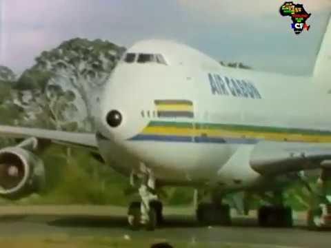 ARCHIVES : 1978, LE GABON  DES FRANÇAIS