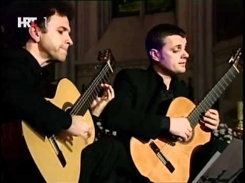 Zagreb Guitar Quartet: Jean-Philippe Rameau: Gavotte avec 6 doubles