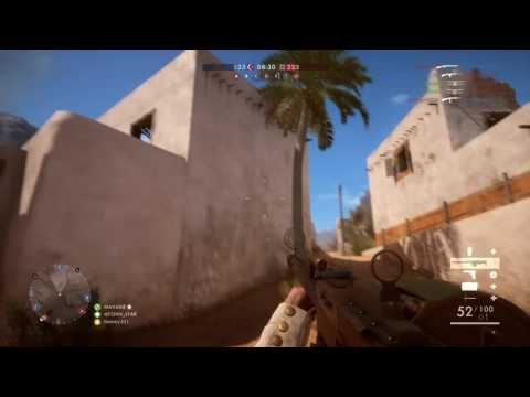 Watch out for that quicksand - BF1