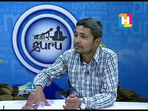 Bazaar Guru with Technical Analyst Sushil Budathoki
