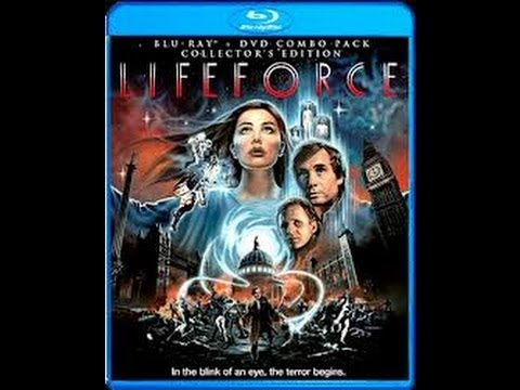 Tobe Hooper's Lifeforce Bluray