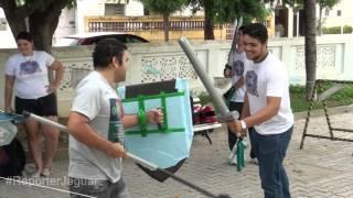 A modalidade  Swordplay  Chegou em Limoeiro do Norte