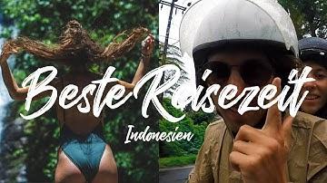 Zur Regenzeit nach Bali? Das ist die beste Reisezeit für Indonesien! l Whats Next Reisen