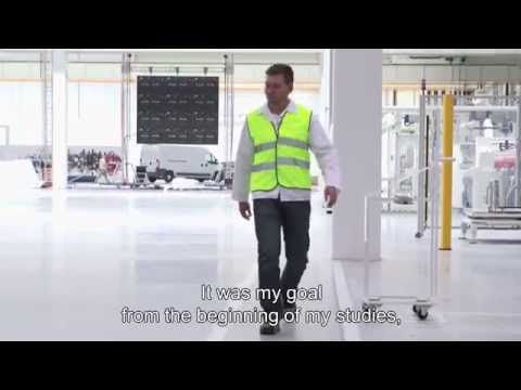 Faurecia People - Michal Rybacki, Production control and logistics manager, Poland