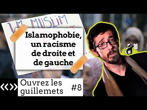 Islamophobie : un racisme et de droite et de gauche, par Usul