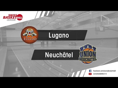 AM_IN_D2: Lugano vs Neuchâtel